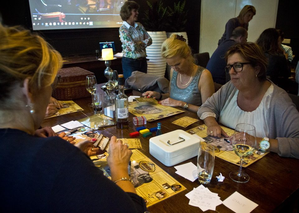Escape Room Quest - HA-events.nl