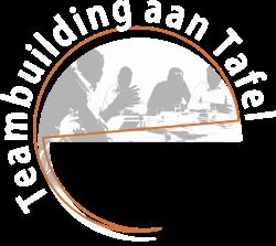 Teambuilding aan Tafel logo